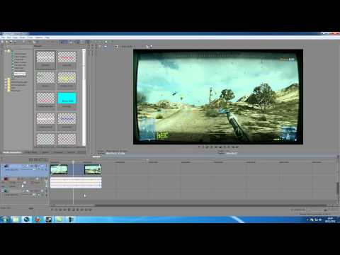 best render settings for sony vegas 13 720p or 1080p