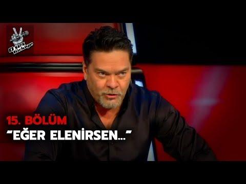 Beyaz yarışmacıyı ikna etmek için öyle bir şey söyledi ki! | O Ses Türkiye 2018