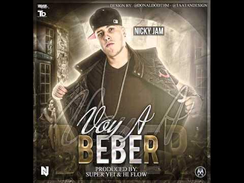 Nicky Jam - Voy a Beber (Acapella Original)