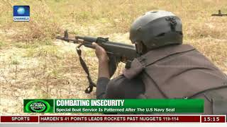 Navy Trains 44 Special Boat Service Operatives On Counter Terrorism