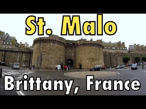 Brittany RV Tour : St Malo & Look Back