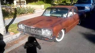 McGregors Speed Shop - 1964 Chevrolet Bel Air Rat Rod