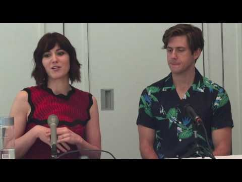 Mary Elizabeth Winstead and Aaron Tveit preview BRAINDEAD