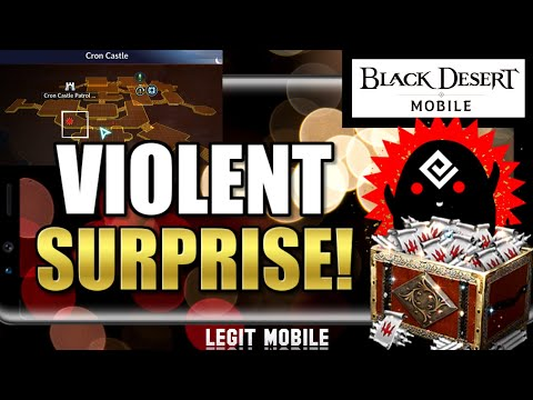 Get 100+Boss Stamps/Hour Farming Violent Mobs, Best Route, Black Desert Mobile