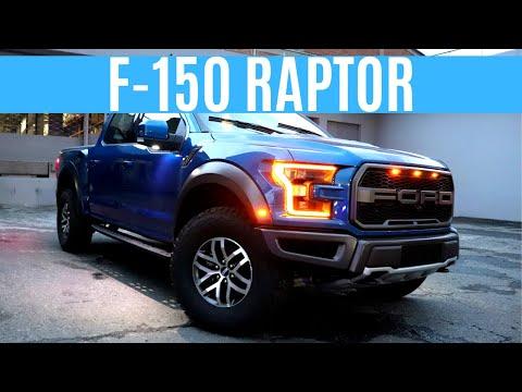 Ford F150 RAPTOR 2020 | Un Pick Up Que Hace De Todo,