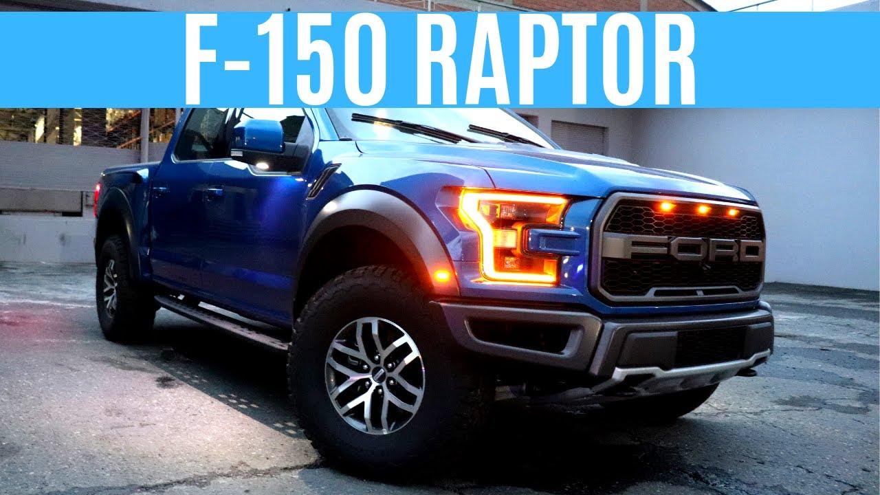 Ford F150 Raptor 2020 Un Pick Up Que Hace De Todo Youtube