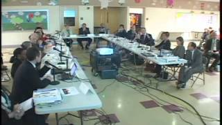 JOINT CITY COUNCIL/ACPS SCHOOL BOARD MEETING