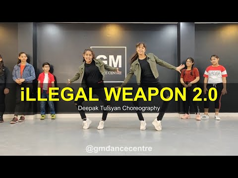 illegal Weapon 2 - Dance Cover  Street Dancer 3D  Deepak Tulsyan Choreography  G M Dance
