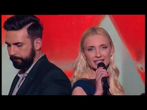 Sasa Kapor i Sanja Kocic - Strah od ljubavi - GK - (TV Grand 10.04.2017.)