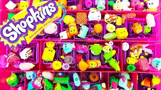 Shopkins Storage Case How To Store Your Shopkins Season 2