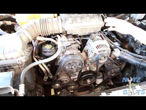 2002 Jeep Liberty Limited V6 Overview of head job