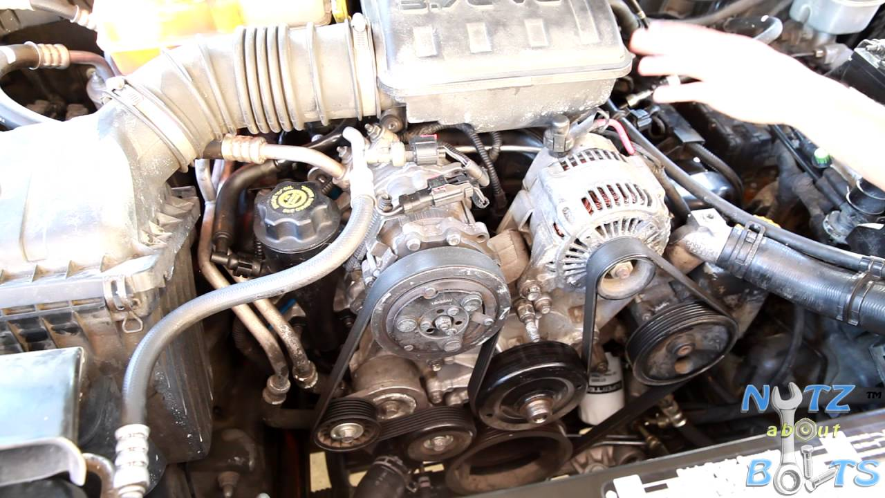 2002 jeep liberty limited v6 overview of head job - youtube