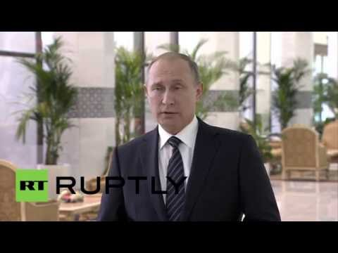 Uzbekistan: Nobody wants to 'feed weaker economies' - Putin on Brexit