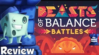 Beasts of Balance: Battles Review - with Tom Vasel