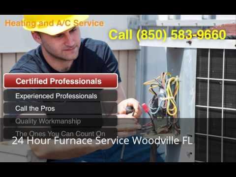 24 Hour Furnace Service Woodville FL (850) 583-9660