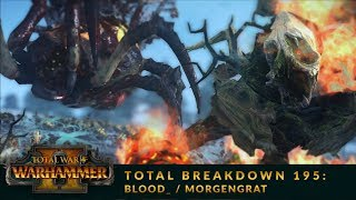 Total Breakdown 195 (WH2) - Greenskins vs Wood Elves - Warhammer 2 Online Battle