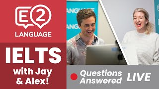 IELTS Questions Answered - COVID-19, Speaking, Writing, Reading & More!