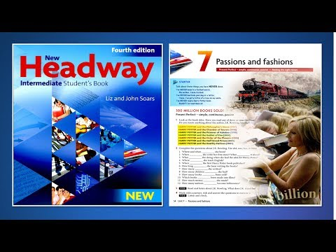 New Headway Intermediate Students Book Fourth Edition