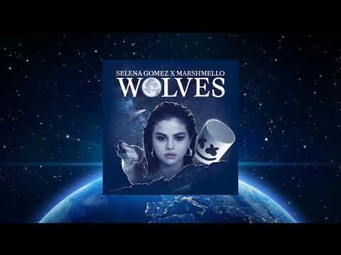 Selena Gomez, Marshmello - Wolves (Official Audio)