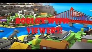 CarCat - ROBLOX WITH VIEWERS! [PC]