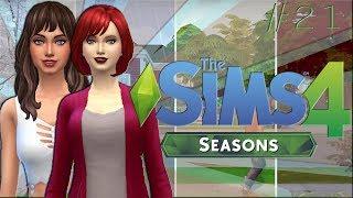 DRZEWKO PIENIĄŻKOWE | The Sims 4 Cztery Pory Roku ep. 21