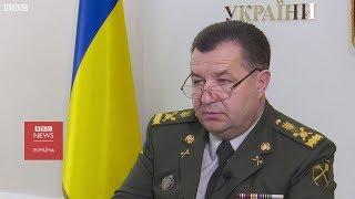Полторак про готовність армії до нового формату операції на Донбасі (інтерв'ю)