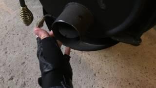 Обзор отопительной печи  бренеран АОТ-06 тип 00 на 100м3