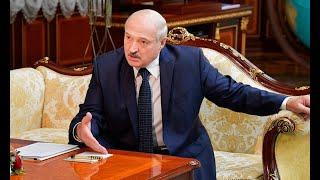 Засиделся Лукашенко качнули едва стоит на ногах жесткий ультиматум Случился взрыв не простим