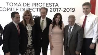 Toma protesta Gobernadora a Comité Directivo CMIC Sonora 2017-2019