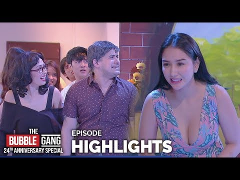 Bubble Gang: Party With Beer O Party With Babe?