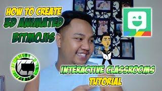 How To Create 3D Animated Bitmojis ...