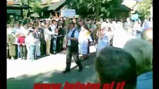 Dożynki prezydenckie w Spale 2009