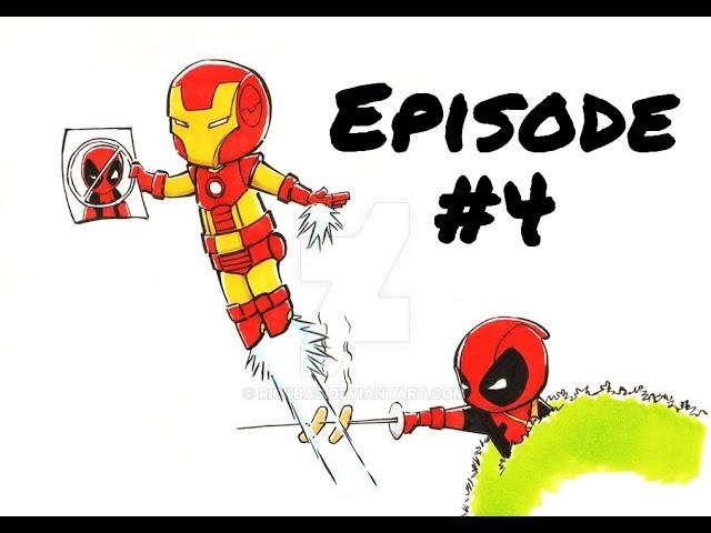 *Ep#4* A La Recherche d'Iron Man