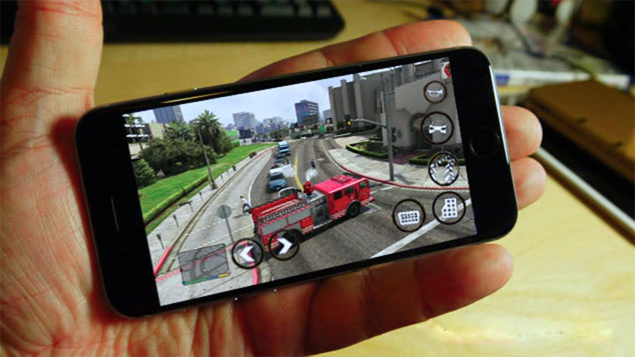 How to download and play gta 5 on android device broodle.