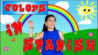 Colors In Spanish | Language Learners