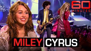 Miley Cyrus on her rapid rise to fame | 60 Minutes Australia