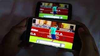 How to play Bluetooth multiplayer VIRTUAL TENNIS