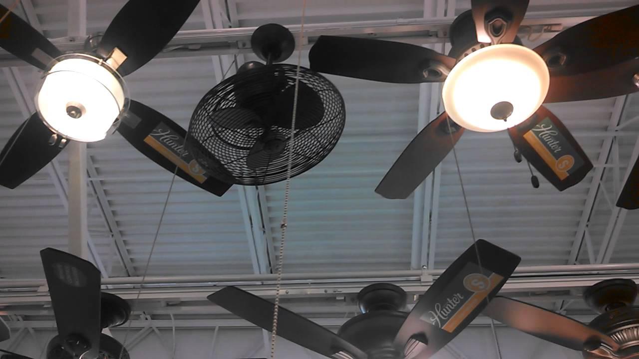 Menards 2017 Ceiling Fan Department