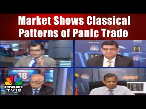 Closing Bell || Market Shows Classical Patterns of Panic Trade; Selling Continues on Dalal Street