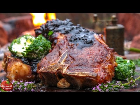 Best Lamb Chops! - 1000$ Dish - feat.Mr.Ramsay the Owl