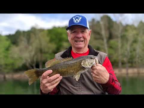 Table Rock Lake Video Fishing Report May 13, 2020