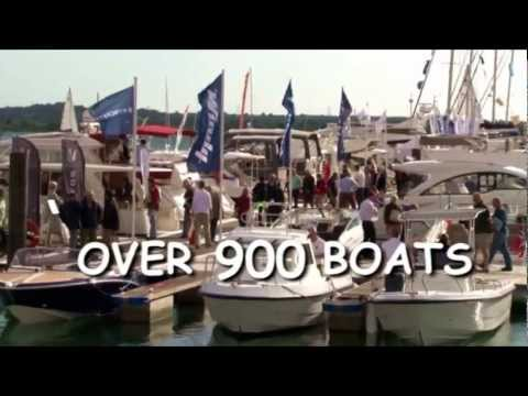 PSP Southampton Boatshow 2012, Maritime Event Video