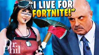 "Dr. Phil ROASTS Wannabe ""Fortnite Character"""
