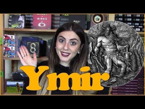 🗡️ YMIR 🗡️ REVIEW - Legends of Asgard - 3 Oz Silver Coin - Tokelau 2017