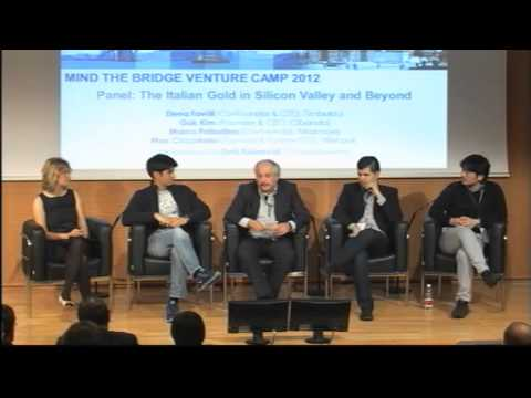 14_MTBVC 12 - Panel: The Italian Gold in Silicon Valley and Beyond
