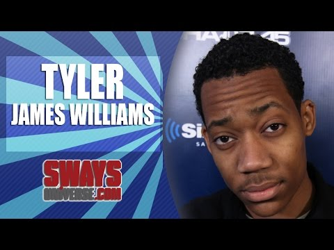 "Tyler James Williams Freestyles Over Drake's ""6 God"""