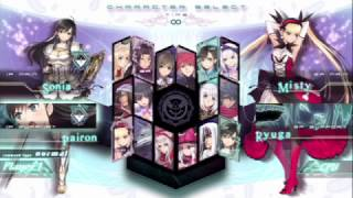 Blade Arcus from Shining EX All Characters (Including Sonia DLC) [PS3]