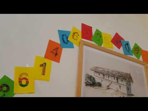 1r Día De Las Matemáticas En El IE Melchor De Jovellanos De Alhucemas (07/06/18): Mosaico De Pi