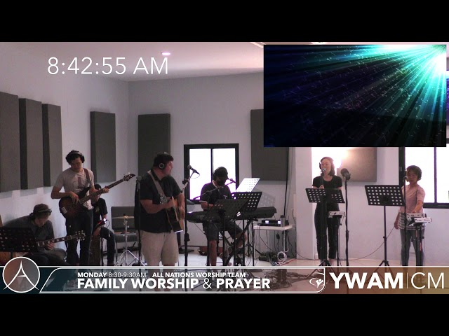 ANHOP   Monday Morning   Family Worship & Prayer