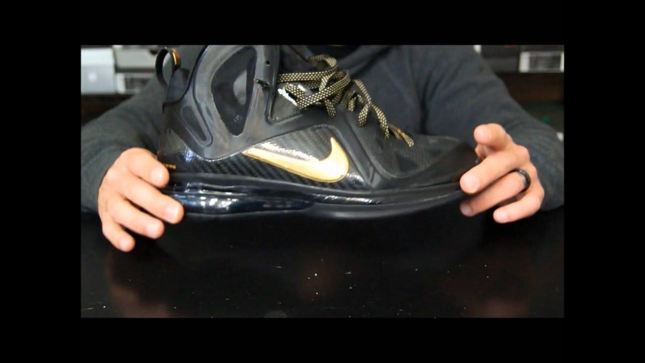 Nike LeBron 9 PS Elite Performance Review - YouTube 0ba1f35eb8